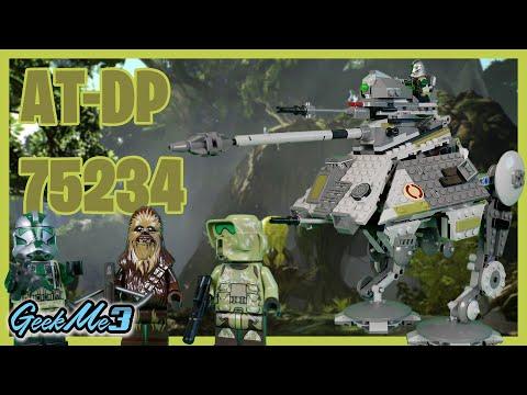 Vidéo LEGO Star Wars 75234 : AT-AP