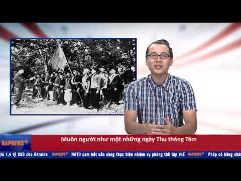 RapNewsPlus 20 đặc biệt về Cách mạng Tháng 8 và Quốc khánh 2/9