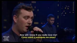 How will i Know - Sam Smith Subtitulada Español e ingles