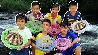 Tony | Đại Chiến Bắt Sò Ăn Tiền - Catch Oyster