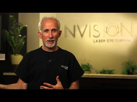 Dr. Tooma, Founder and Surgeon of NVISION® Eye Centers explains what a LASIK Enhancement Is