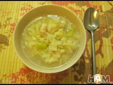 Китайский рыбный суп  Китайская кухня