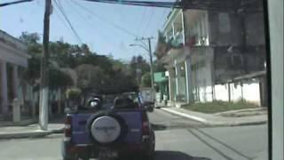 preview picture of video 'Jeep safari into Moron,Cuba'