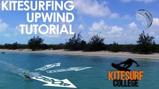 #1 Kiteboarding Intermediate – How to kitesurf upwind