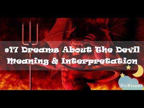 #33 Devil - Dream Meaning & Interpretation
