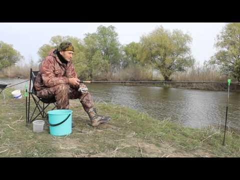 Рыбалка на Ахтубе в апреле
