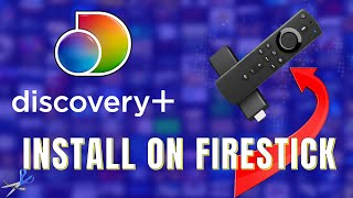 Install Discovery Plus on Amazon Firestick