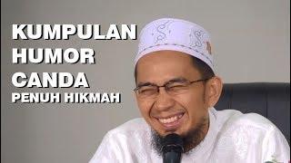 Kumpulan Humor Canda Ustadz Adi Hidayat Lc MA