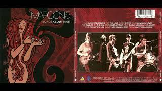 Maroon 5 - Songs About Jane (Album 2002)