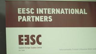 Զոհրաբ Մնացականյանի հանդիպումը Արևելյան Եվրոպայի հետազոտությունների կենտրոնում