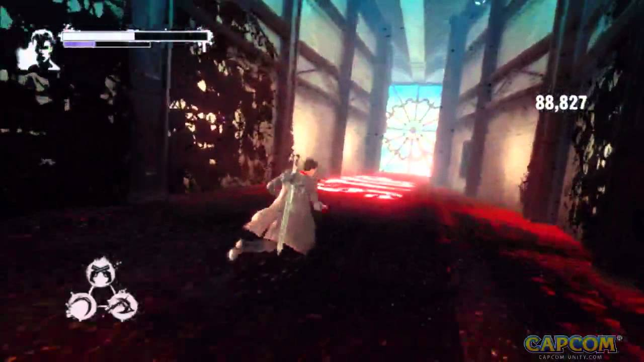 Feel Like Watching 26 Minutes Of Devil May Cry? Go On, You Know You Want To.