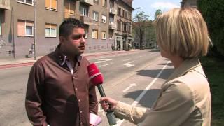 Grožnje policista Romu - SVET