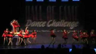 "Dance Precisions ""What's A Girl Gotta Do"""