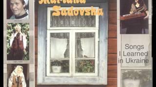 Мар'яна Садовська - Іде матьонка додому / Mariana Sadovska - Ide Mationka do domu (Mother Goes Home)