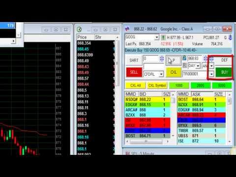 Day Trading Google for $919 — Meir Barak