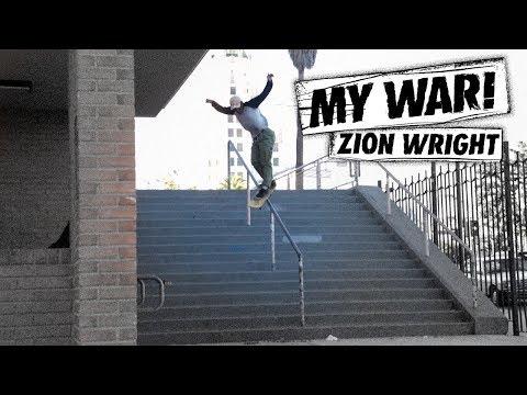 My War: Zion Wright