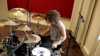 "Daft Punk   ""Lose Yourself To Dance""   Drum Cover By Kevin Wolf"