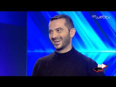 Κουτσόπουλος: «Η μαμά μου δεν είναι τόσο καλή στη μαγειρική»  | Αυτός και ο άλλος | 15/05/2020 | ΕΡΤ