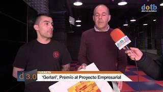 dotb PREMIO PROYECTO EMPRESARIAL EN IURRETA