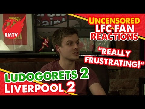 Download ''Really frustrating!'' | Ludogorets 2-2 Liverpool | LFC Fan Reactions HD Mp4 3GP Video and MP3