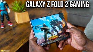 Samsung Galaxy Z Fold2 5G Gaming - PUBG!