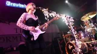 Joy Formidable - I Don't Want To See You Like This LIVE HD (2012) Hollywood Troubadour