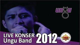 Konser Ungu - Dia Maha Sempurna @Jogjakarta, 17 Maret 2012