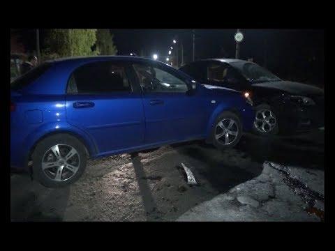 Виновником дорожно-транспортного происшествие стал водитель в состоянии алкогольного опьянения