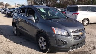 2015 Chevrolet Trax Chicago, Matteson, Oak Lawn, Orland Park, Countryside IL 71410A