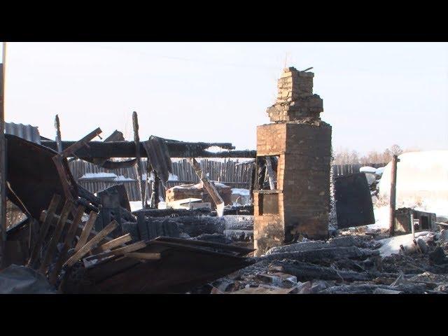 Пожар в Архиреевке унёс 5 человеческих жизней
