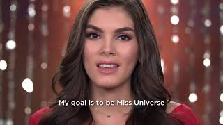 Denisse Franco Pina Miss Universe Mexico 2017 Introduction Video