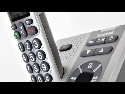 Seniorentelefon Audioline BigTEL 280