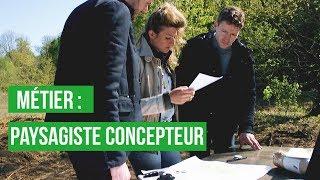 Les Métiers De L'Architecture : Paysagiste Concepteur