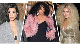 Beyonce! Kardashians! Inside Diana Ross' 75th Birthday Party