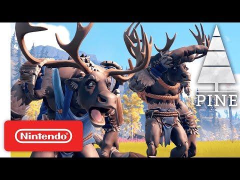 Pine - Announcement Trailer - Nintendo Switch thumbnail