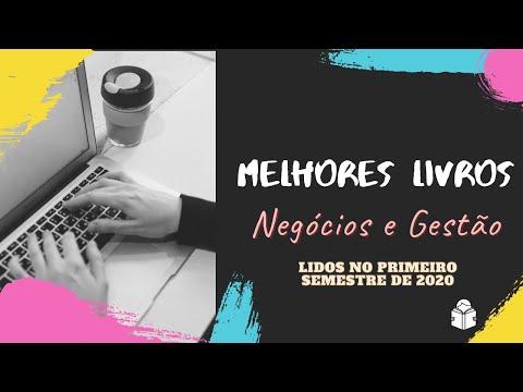 OS MELHORES LIVROS DE NEGÓCIOS E GESTÃO - 2020