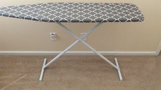How To Stabilize A Wobbling Ironing Board