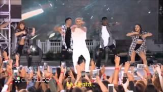 Justin Bieber  Sorry LIVE Subtitulado Al Español
