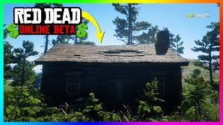 If You Go To This House In Red Dead Online You Can Get Thousands Of Dollars & RARE Gear/Loot! (RDR2)