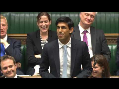 Maiden speech House of Commons 11 June 2015