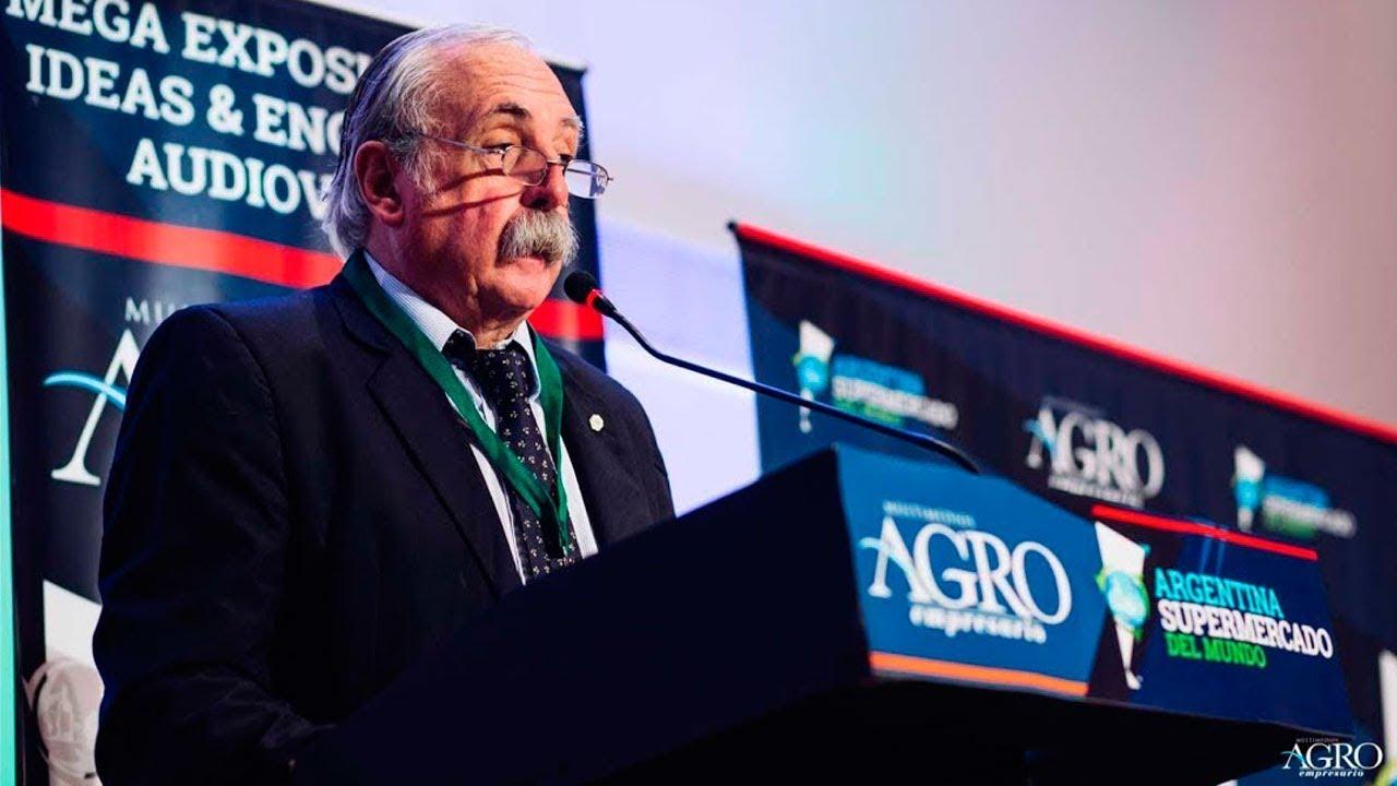 Javier de Urquiza - Presidente del Consejo Agrario Provincial de Santa Cruz