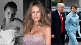 Melania Trump : A life in pictures