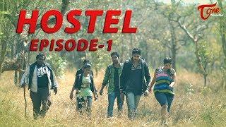 Hostel | Telugu Webseries | #01 | By Vijay Chandu