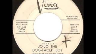 Annette Funicello - Jo-Jo The Dog Faced Boy
