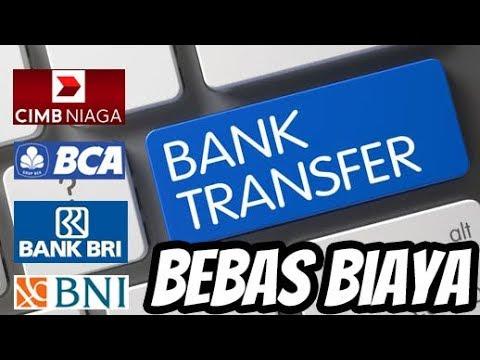 Bye Bye Bebas Biaya Transfer Antar Bank (Tanpa Biaya)