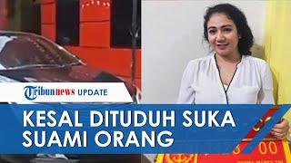 Wanita yang Viral Pamer Plat Merah TNI Diciduk Polisi, Akui Bayar Rp1,5 Juta untuk Gaya-gayaan