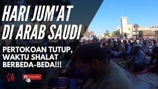 Hari Minggu, Bukan Hari Libur di Arab Saudi