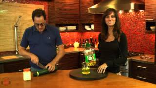 Sam's Wife Kelly's Famous Salad Dressing | SAM THE COOKING GUY
