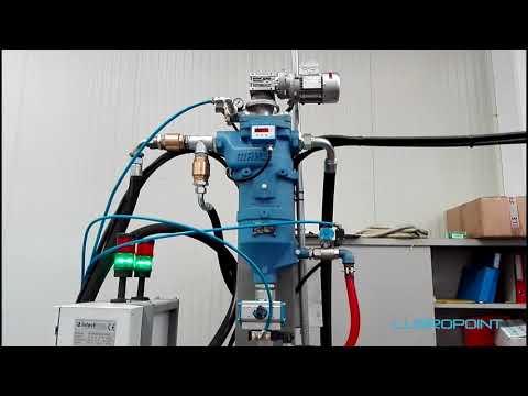 Impianto di filtrazione automatica Lubropoint