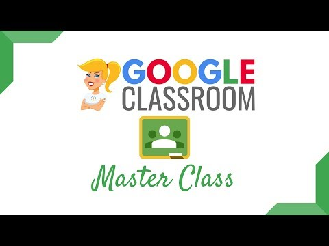 The Google Classroom Master Class Online Course - YouTube